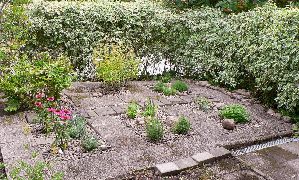 Projekt örtagård