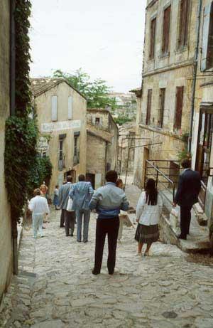 Gata i St Emilion