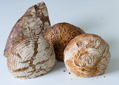 Bröd från Der Berliner Bäcker i Stockholm