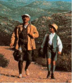 Ur Pagnols film Nyckeln till Provence del 1